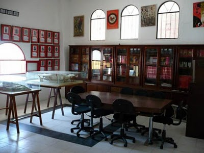 Influencias del arquitecto programa arquitect nico for Programa arquitectonico biblioteca